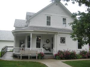 One of the Ingalls' houses in De Smet