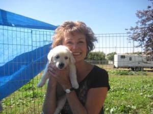 I'm a doggie-mama again!