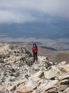 Mt. Sherman - 14,036 ft.